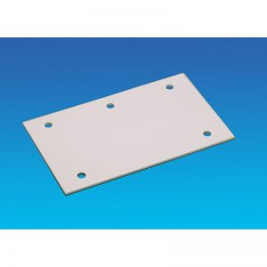 Reinforcement Plate for High Thrust Motor Mount