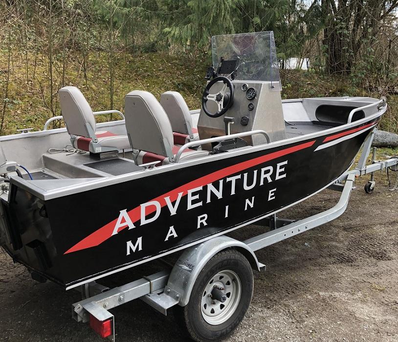 Adventure Marine boat